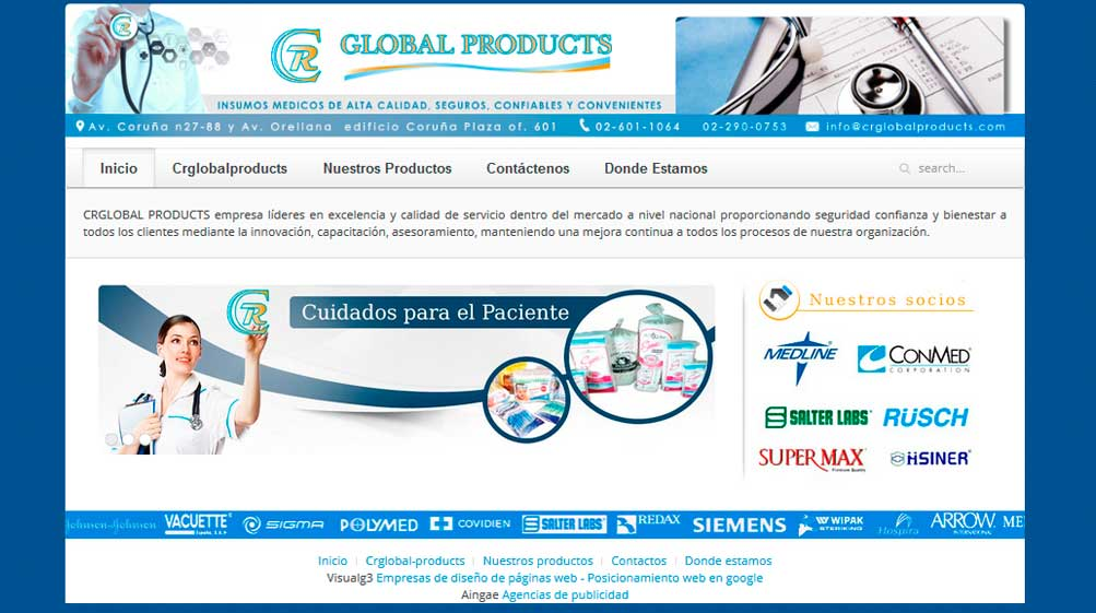 Crglobal Products